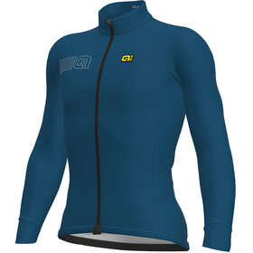 Alé Cycling Solid Color Block Longsleeve Jersey Men lagoon